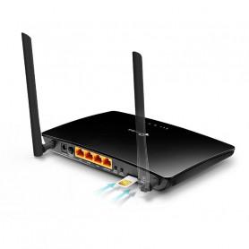 TP-LINK TL-MR6400 Modem/Routeur 4G LTE WiFi N 300 Mbps