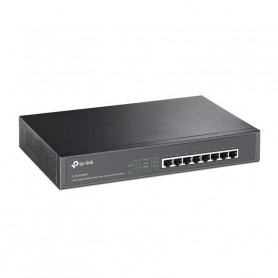 Switch PoE TP-LINK TL-SG1008MP rackable 8 ports compatibles PoE+