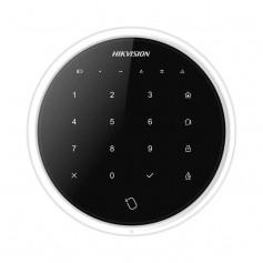 Hikvision DS-PKA-WLM-868 clavier et lecteur de badge sans fil noir pour alarme Hikvision AX Hub