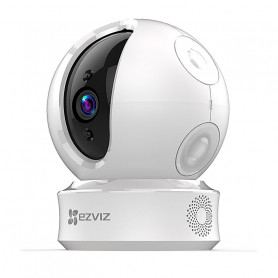 Caméra de surveillance rotative 360° Wi-Fi Full HD EZVIZ C6C 1080p avec suivi intelligent