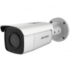 Caméra IP 4K H265+ AcuSense 2.0 Hikvision DS-2CD2T86G2-4I powered by darkfighter IR 80 mètres