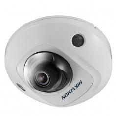 Caméra de surveillance 4MP H265+ micro intégré Hikvision DS-2CD2543G0-IS IR 10 mètres