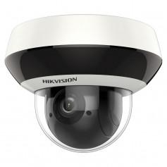 Caméra de surveillance PTZ WIFI 2MP H265+ zoom x 4 micro intégré Hikvision DS-2DE2A204IW-DE3/W IR 20 mètres