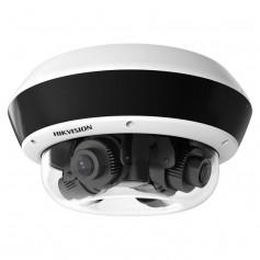 Caméra PanoVu 8MP 4 objectifs orientables full HD 2MP Hikvision DS-2CD6D24FWD-IZS