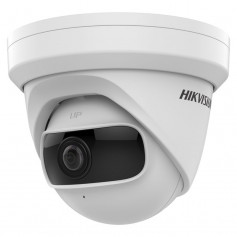 Caméra de surveillance 180° 4MP H265+ Hikvision DS-2CD2345G0P-I