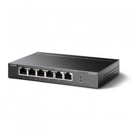 TP-Link TL-SF1006P switch PoE+ 6 ports dont 4 ports PoE longue distance
