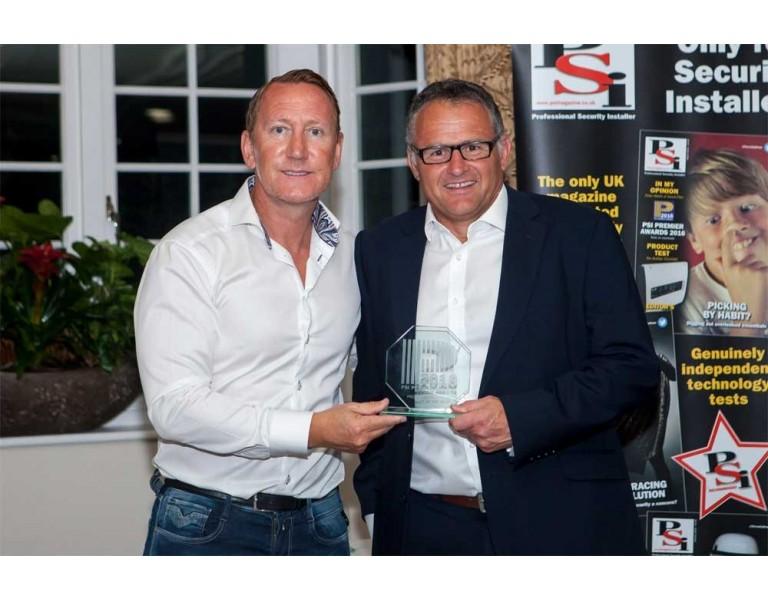 Hikvision remporte le prix PSI du Produit CCTV de l'année