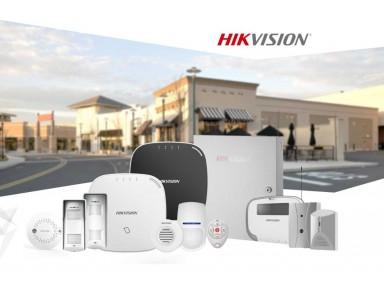 Alarme Hikvision